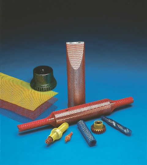 Parts Protection Sleeves are color coded for easy identification