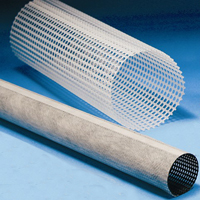 Click here to see all Rigid Tubes for Filtration from Industrial Netting!